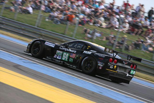 ル・マン24時間レース決勝日8