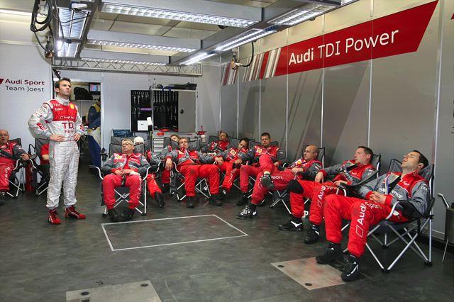 ル・マン24時間レース決勝日19