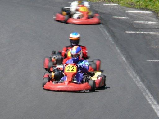 大嶋和也杯6時間耐久カートレース、チーム「関久富吉」が優勝(3)