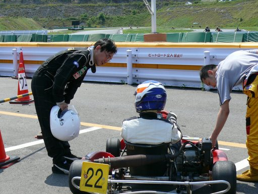大嶋和也杯6時間耐久カートレース、チーム「関久富吉」が優勝(4)