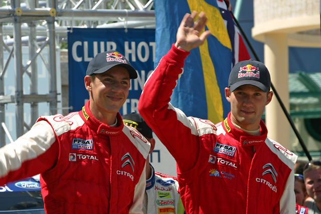 WRCアクロポリス:波乱のラウンドを制し、ヒルボンネンが今季初優勝(2)