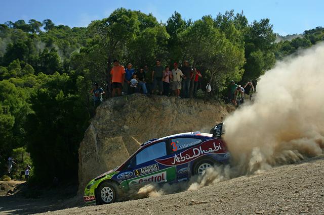 WRCアクロポリス:波乱のラウンドを制し、ヒルボンネンが今季初優勝(3)