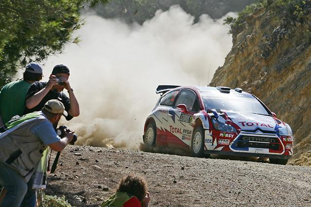 WRCアクロポリス:波乱のラウンドを制し、ヒルボンネンが今季初優勝(4)