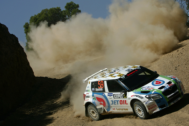 WRCアクロポリス:波乱のラウンドを制し、ヒルボンネンが今季初優勝(5)