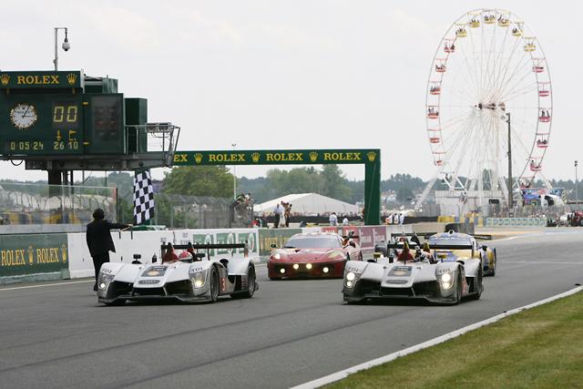 ル・マン24時間レース:決勝レポート・プジョー908がデビュー3年目の勝利(3)