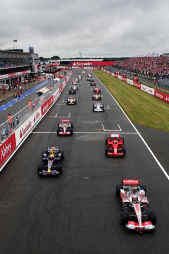 F1第8戦イギリスGP プレビュー(1)