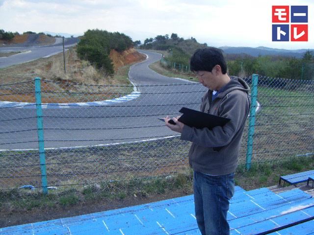 【モートレ】英国式レーシングスクール1日体験コースを開催(2)