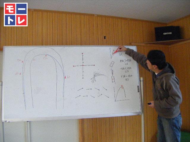 【モートレ】英国式レーシングスクール1日体験コースを開催(3)