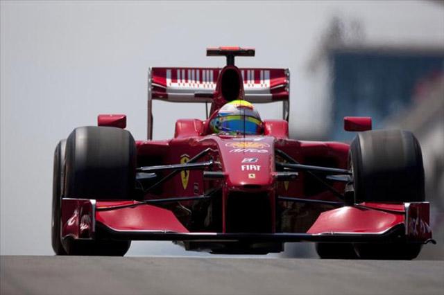フェラーリ、シルバーストンにさまざまなアップデートを導入(2)
