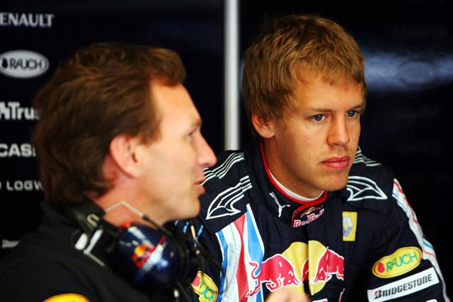 イギリスGP金曜ドライバーズコメント:ベッテル「新パーツが良く機能してくれた」(1)