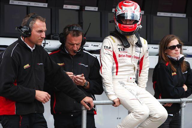 GP2シルバーストン:ロメイン・グロージャンがポール獲得(3)