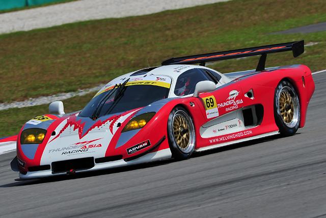 いきなり予選9番手獲得! GT300ニューカマー、雷アジアMT900Rの正体とは?(1)