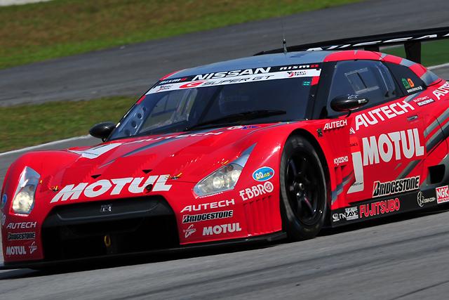 MOTUL GT-R、大逆転! 3戦連続ポール獲得の偉業達成(1)