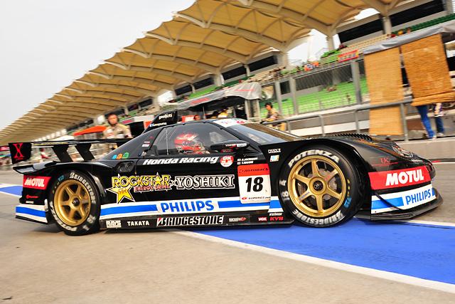 スーパーGT第4戦予選:MOTUL GT-R、大逆転! 3戦連続ポール獲得の偉業達成(3)