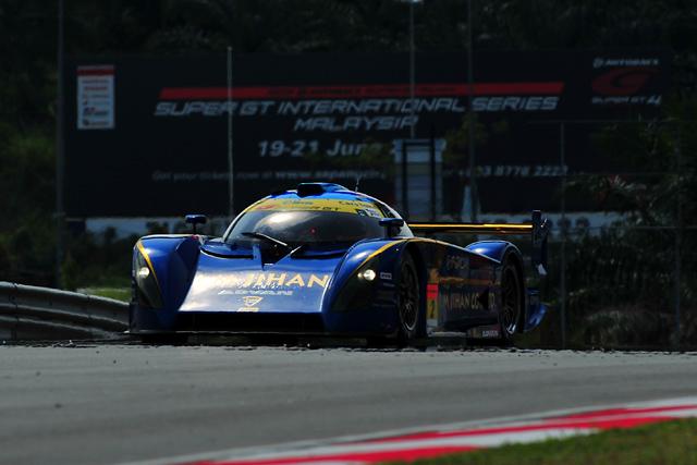GT300ポールの紫電、予選タイム抹消 MOLA Zが繰り上がりポールに(1)