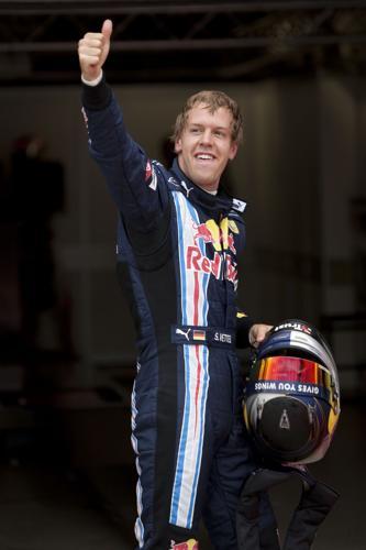 F1イギリスGP、ベッテルが2戦連続のポール獲得。中嶋一貴は健闘の5番手(2)
