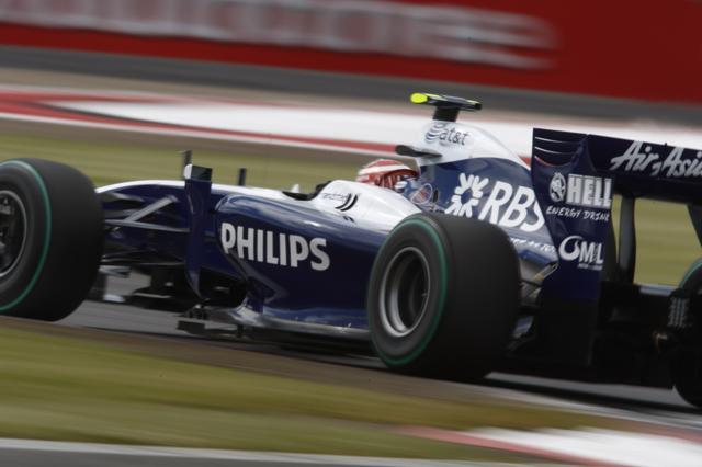 F1イギリスGP、ベッテルが2戦連続のポール獲得。中嶋一貴は健闘の5番手(3)