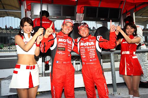 【motoyama.net】Super GT RD4 マレーシア・セパン予選・速報(4)