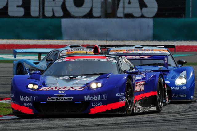 スーパーGT第4戦:HASEMI GT-R、熱戦のセパンを制し今季初優勝! 安田がGT500初勝利(4)