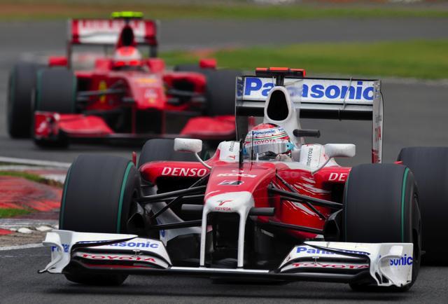 【トヨタF1】F1世界選手権第8戦イギリスGP決勝 J.トゥルーリが7位入賞でポイントを獲得(1)