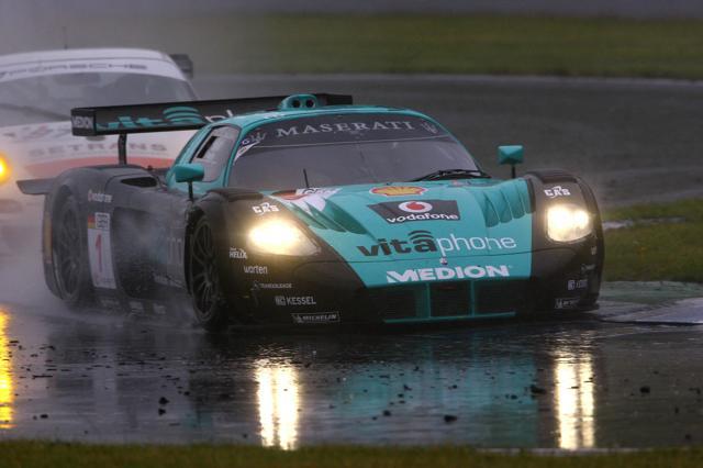 FIA GT第3戦オッシャースレーベン:クンペン/ヘーゼマンズ組のコルベットが優勝。GT-Rは14位(3)