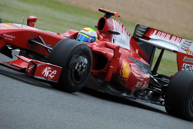 マッサ「フェラーリはKERSを使い続ける」(1)