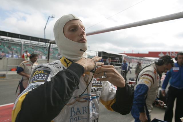 GP3マシンをグロージャンがシェイクダウン(1)