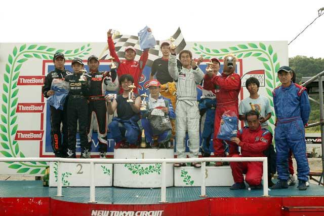 AS東日本スポーツカート第3戦:まさかのアクシデントで幕ぴの初優勝はお預け、総合優勝はまたもSAFTY FASTの手に(4)