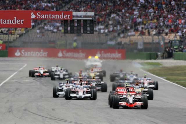 ホッケンハイムでのドイツGP、エクレストンの助力で存続か(1)