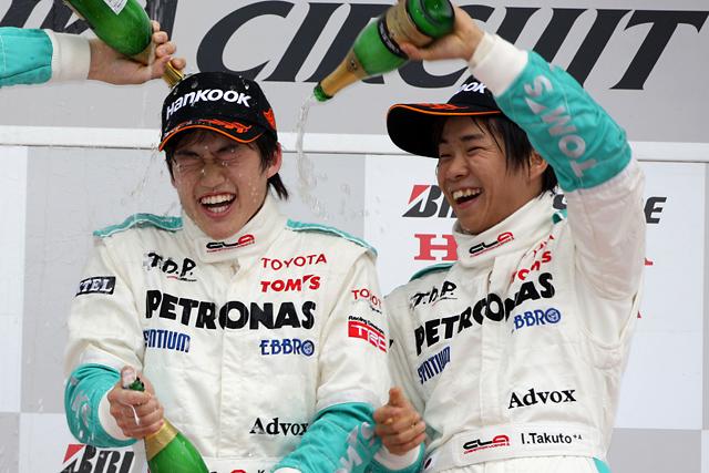 7/6放送の『Toyota Motor sports Network』に井口&国本が出演(1)