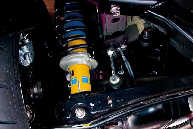【RALLIART】ギャラン フォルティス スポーツバックRALLIART(CX4A)用「スポーツサスペンションキット」発売(3)
