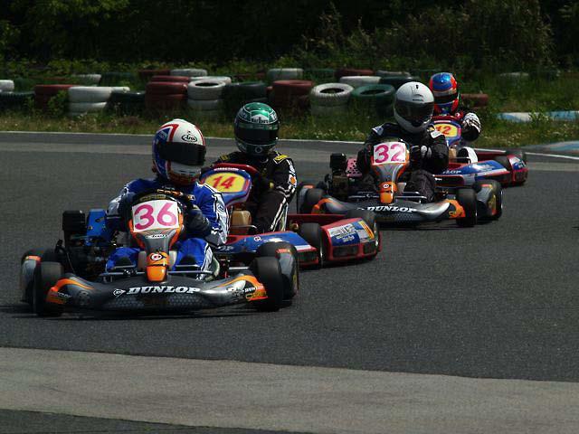 もっと気軽にレーシングドライバー気分、ノンシリーズ戦のASスポーツカートイベントがスタート(3)