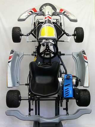 もっと気軽にレーシングドライバー気分、ノンシリーズ戦のASスポーツカートイベントがスタート(4)