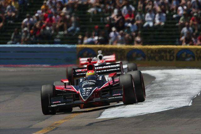 【Honda】ジャスティン・ウィルソンが今季初優勝(1)