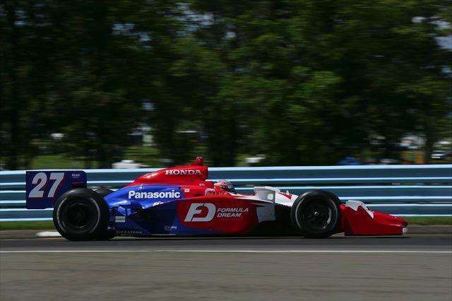 【Honda】ジャスティン・ウィルソンが今季初優勝(3)