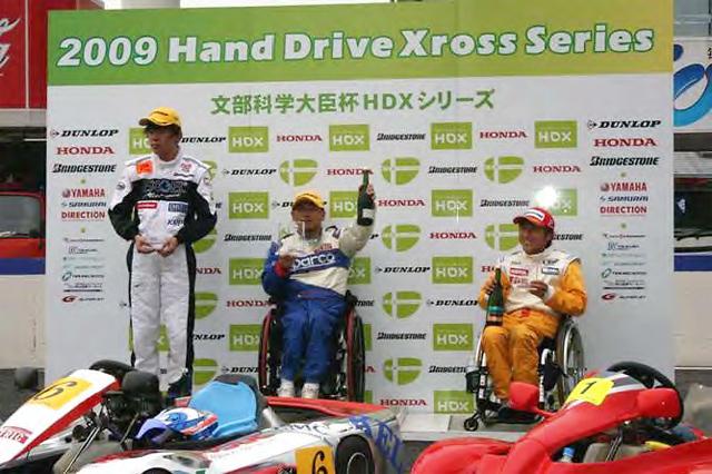 【HDX】2009文部科学大臣杯HDXシリーズ第2戦 筑波サーキット(1)