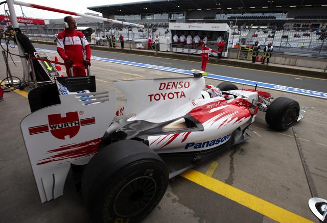 ドイツGPフリー走行2回目、ハミルトンが初日のトップタイムをマーク(3)