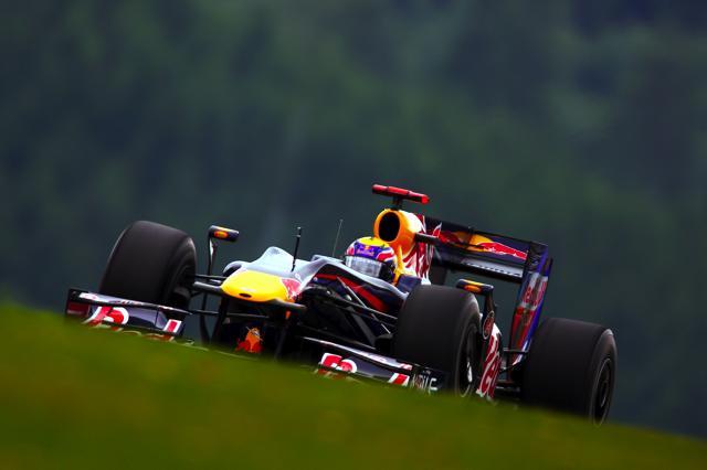 F1ドイツGP予選、ウエーバーが初のポールポジションを獲得(1)
