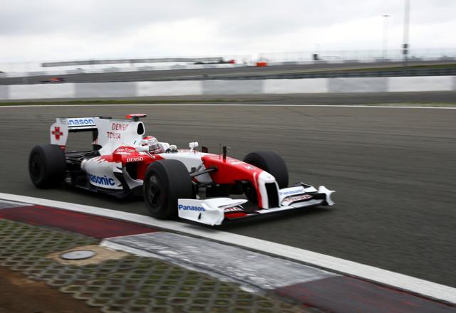 【トヨタF1】ドイツGP予選 ヤルノ14番手・ティモ19番手 決勝での上位進出を目指す(1)