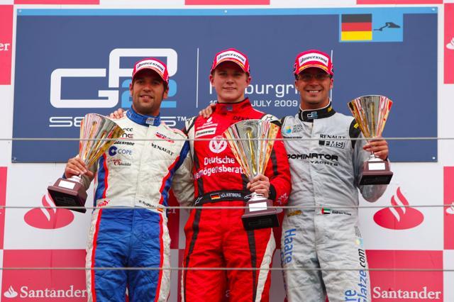 GP2ドイツ第1レース:フルケンベルグが今季初優勝、可夢偉は9位(3)