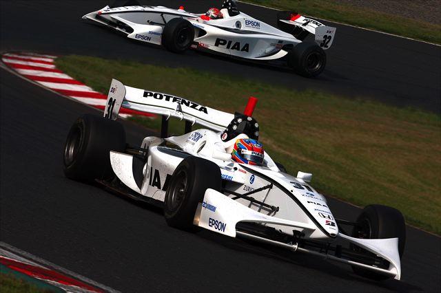 【Honda】NAKAJIMA RACINGが今季初の1-2フィニッシュ(2)