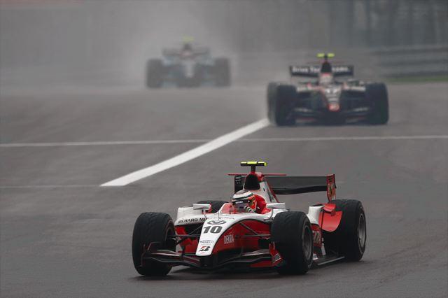 GP2ドイツ第2レース:フルケンベルグが地元ラウンドを完勝、可夢偉3位(3)