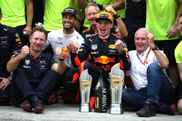 F1 | 「たとえ偉大なF1ドライバーでも、比較されるのはゴメンだ」とフェルスタッペン