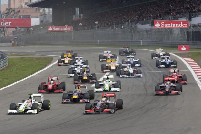 F1ドイツGP決勝、ウエーバー初優勝! レッドブルが1-2フィニッシュ(2)