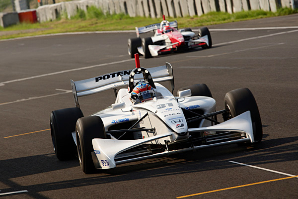 【GRM】Formula NIPPON Rd.5 Suzuka ロイック・デュバル、2戦連続ポールtoウィン!(1)