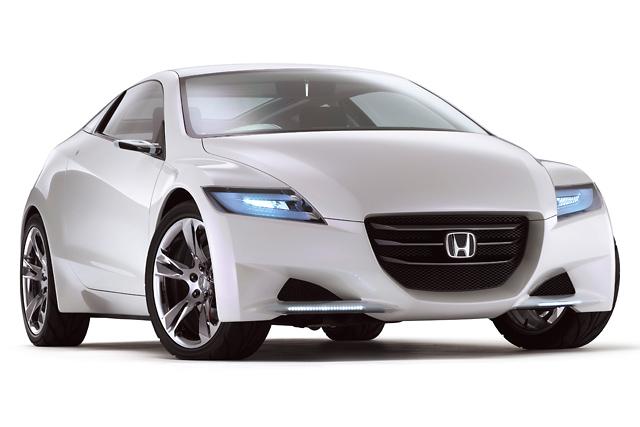 【Honda】ハイブリッドモデル2車種を2010年に発売(1)