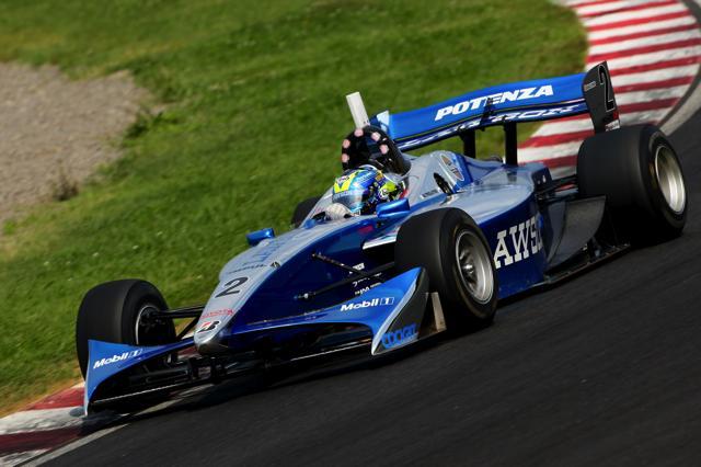 【トヨタモータースポーツニュース】フォーミュラ・ニッポン第5戦鈴鹿 ブノワ・トレルイエが3位 今季4度目の表彰台獲得(1)