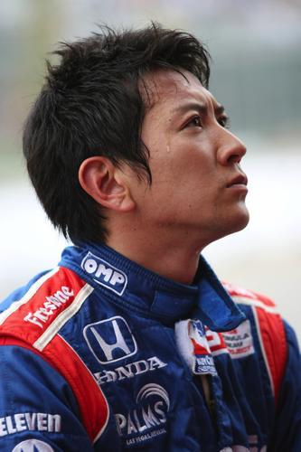 【Honda】IRL第10戦トロント:ダリオ・フランキッティが今季3勝目 武藤英紀は12位(5)