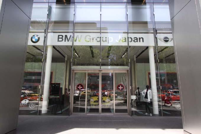 【BMWグループ】ビー・エム・ダブリュー株式会社 丸の内のコーポレイトショウケースにMINI(ミニ)の「病院」が出現!?(1)