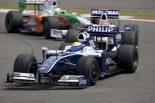 F1   ウイリアムズ、ドイツGPのロズベルグを高く評価